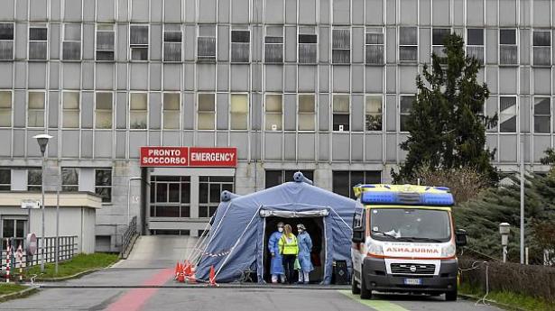 Coronavirus: plus de 100 morts en Italie, écoles et universités fermées