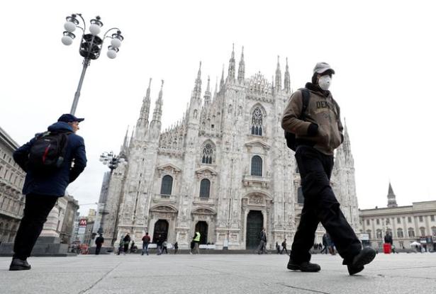 Italie: levée de la quarantaine pour les touristes européens