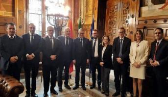 وزير العدل الإيطالي يشيد بتجربة المغرب في مجالي تدبير الهجرة ومحاربة التطرف