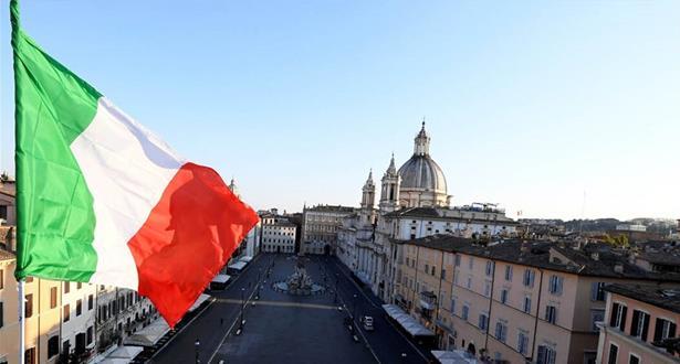 اكتشاف بؤرة جديدة لكوفيد-19 بمستودع شركة توصيل بضائع في إيطاليا