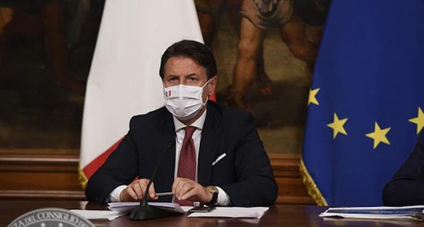 الحكومة الإيطالية توافق على خطة انتعاش اقتصادي بـ25 مليار أورو