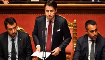 الأزمة الإيطالية .. رئيس الوزراء يعلن استقالته وإنهاء التجربة الحكومية
