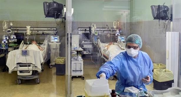 استمرار تباطؤ وتيرة العدوى بفيروس كورونا في إيطاليا