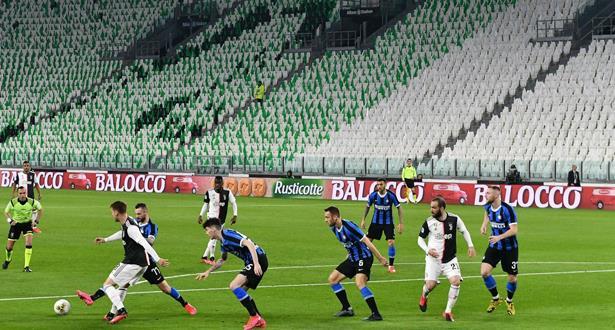 إيطاليا تعطي الضوء الأخضر لحضور ألف متفرج في الملاعب