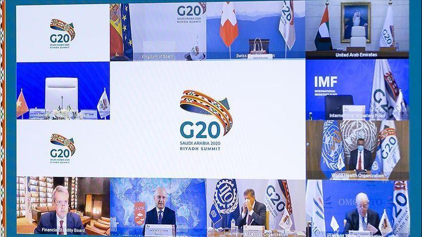 إيطاليا تتسلم رئاسة مجموعة الـ 20