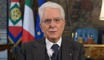 """الرئيس الإيطالي : أزمة كورونا """"لم تنته بعد"""" في البلاد"""