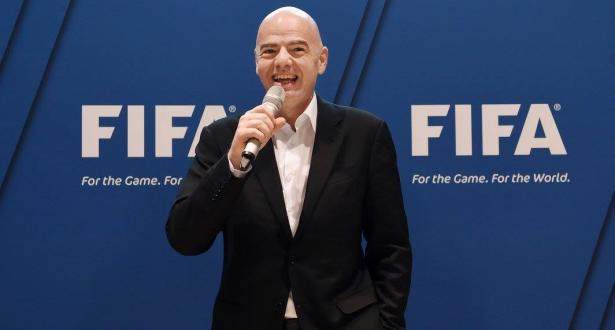 Gianni Infantino: Le Maroc, une locomotive pour le développement du football africain
