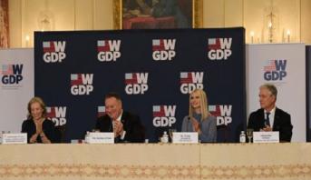 """Émancipation économique des femmes: Ivanka Trump salue """"les réformes importantes et audacieuses"""" du Maroc"""