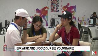 Jeux Africains: Focus sur les volontaires