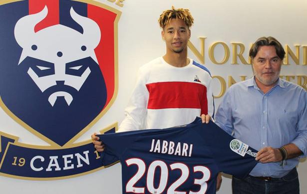 Le Marocain Ayoub Jabbari s'engage avec le SM Caen