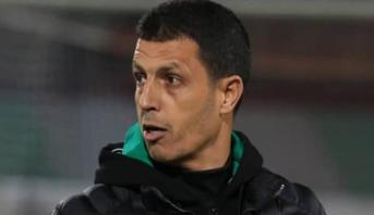 تصريح مدرب الرجاء قبل مباراة شبيبة القبائل في دوري الأبطال