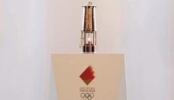اليابان .. تسليم الشعلة الأولمبية إلى بلدية فوكوشيما خلال حفل هادئ