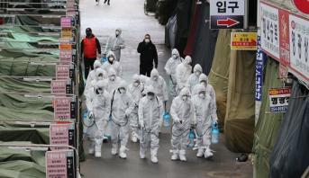 اليابان ترجئ مباريات كرة القدم بسبب فيروس كورونا