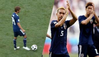 اليابانيون ينتقدون استخدام منتخبهم اللعب النظيف بطريقة غير نظيفة
