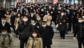 Covid-19: reconfinement à Tokyo dans les prochains jours