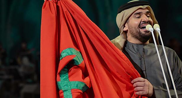الفنان حسين الجسمي: سأقدم قريبا أعمالا مستوحاة من التراث المغربي