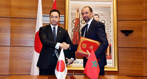 الجزولي يشيد بموقف اليابان المتعلق بالوحدة الترابية للمملكة
