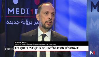 Mohcine Jazouli, Ministre délégué chargé de la coopération Africaine: Les enjeux de l'intégration régionale