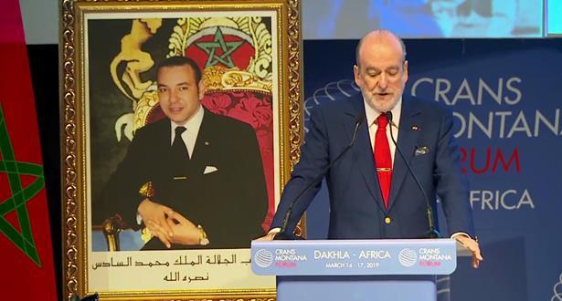 فيروس كورونا.. رئيس منتدى كرانس مونتانا يؤكد على صواب القرارات المتخذة خلف قيادة الملك محمد السادس