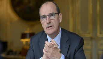 """France/Covid-19: Castex appelle à """"ne pas baisser la garde"""""""