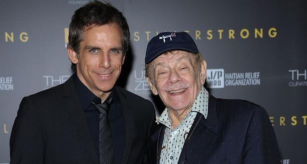 وفاة الممثل جيري ستيلر عن 92 عاما