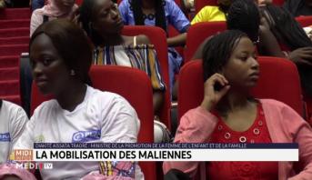 Le Mali célèbre la journée internationale de la jeune fille