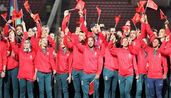 الألعاب الإفريقية -الرباط 2019: المغرب دائما في المركز الثالث برصيد 72 ميدالية منها 22 ذهبية