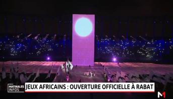 Jeux Africains: ouverture officielle à Rabat