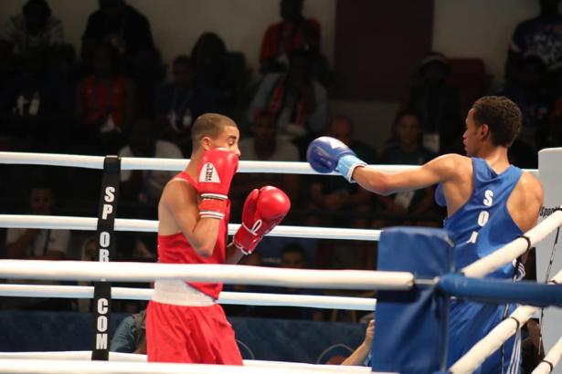 Jeux africains-2019: participation record au tournoi de boxe