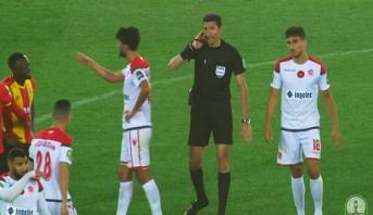 """L'arbitre controversé Jihad Greicha de retour à Radès pour le match """"Olympic de Safi-Espérance de Tunis"""""""