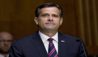 Le Sénat confirme la nomination de John Ratcliffe à la tête du renseignement américain