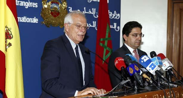 """Sahara marocain: L'Espagne défend la """"centralité de l'ONU"""" pour aboutir à une """"solution politique"""" dans le cadre des """"résolutions pertinentes"""" du CS"""