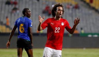 بعد استبعاده انضباطيا .. الاتحاد المصري يخفض عقوبة اللاعب وردة