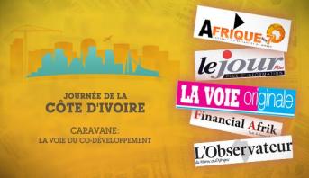«La Journée de la Côte d'Ivoire» au cœur de la presse panafricaine