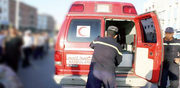 Trois morts et trois blessés dans l'effondrement d'une galerie traditionnelle de zinc et de plomb à Jerada (autorités locales)