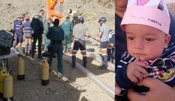 إسبانيا.. استمرار البحث عن الطفل الذي سقط في بئر ضيقة
