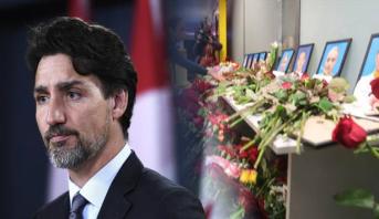 ترودو يعلن مساعدة طارئة لعائلات ضحايا الطائرة الأوكرانية المنكوبة