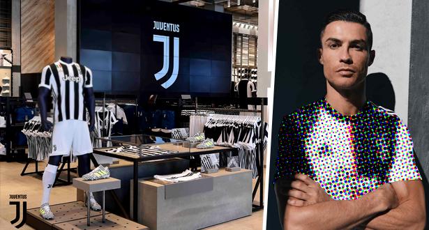 Juventus: un nouveau maillot fait polémique