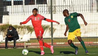 Match amical: le Maroc bat la Guinée 1-0