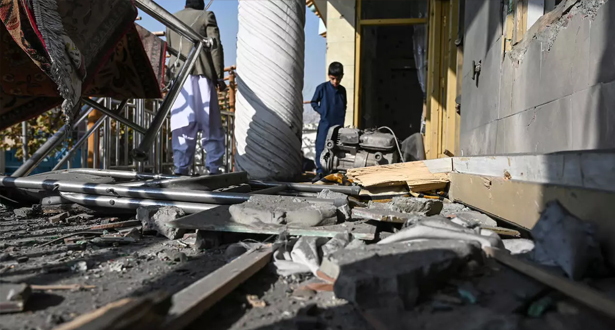 ثمانية قتلى على الأقل في انفجارات بكابول