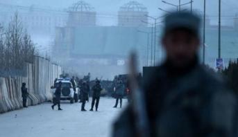 مقتل أربعة جنود أفغان في تفجير انتحاري بكابول