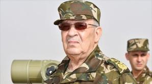 الجيش الجزائري يضرب مطالب الحراك الشعبي عرض الحائط