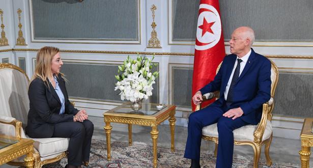 """الرئيس التونسي يطلب فتح تحقيق بسبب """"لاعب إسرائيلي"""""""