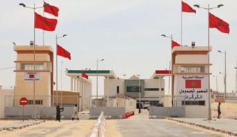 الكركرات .. جمهورية ساوتومي وبرنسيب تعبر عن دعمها للإجراءات السلمية للمغرب