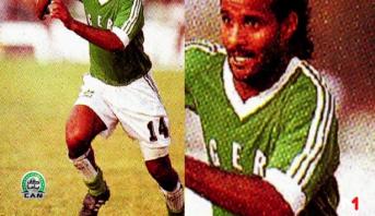 """كان ياما CAN > """"كان1990"""" بالجزائر في غياب """"الأسود"""" .. الدولي السابق عسيلة يسترجع الذكريات"""