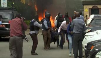 ثلاثة قتلى و14 جريحا في انفجار بنيروبي تبنته حركة الشباب