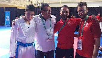 المغرب يحصد خامس ميدالية في الألعاب الأولمبية للشباب