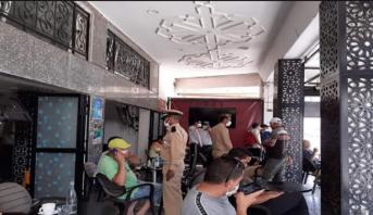 Kelaâ des Sraghna: des cafés et commerces fermés pour non-respect des mesures sanitaires