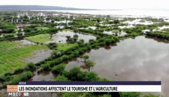 Kenya: les inondations affectent le tourisme et l'agriculture