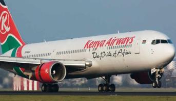 طائرة تابعة للخطوط الجوية الكينية تضطر للعودة بعد 24 دقيقة من إقلاعها